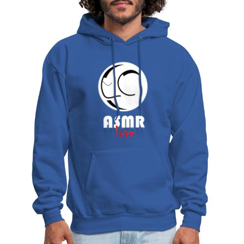 ASMR love - Men's Hoodie