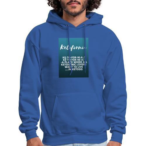 Ketofornia - Men's Hoodie