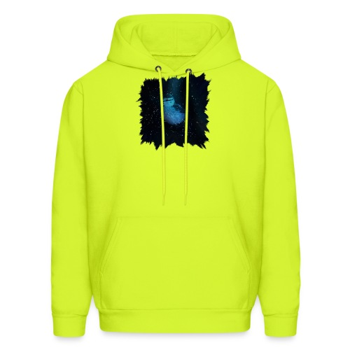 Galaxy Duckling in Space - Men's Hoodie