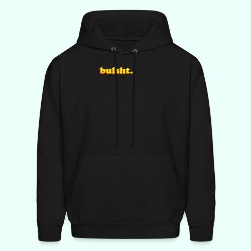 BulSht. Logo - Men's Hoodie