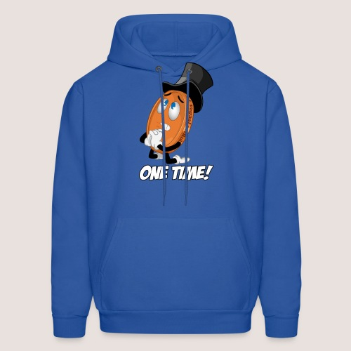 THE ONE TIME PENNY - Men's Hoodie