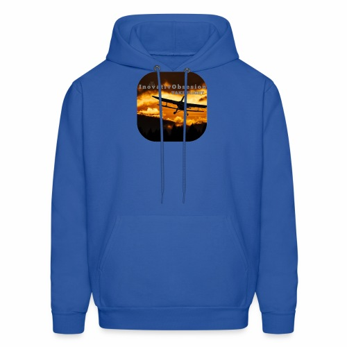 "InovativObsesion ""TAKE FLIGHT"" apparel - Men's Hoodie"