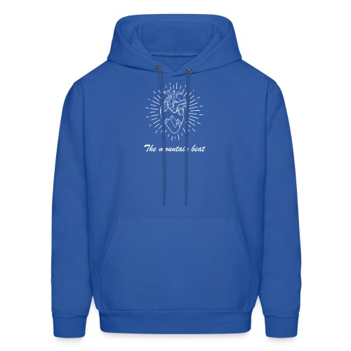 Adventure - The Mountain Beat T-shirts & Products - Men's Hoodie