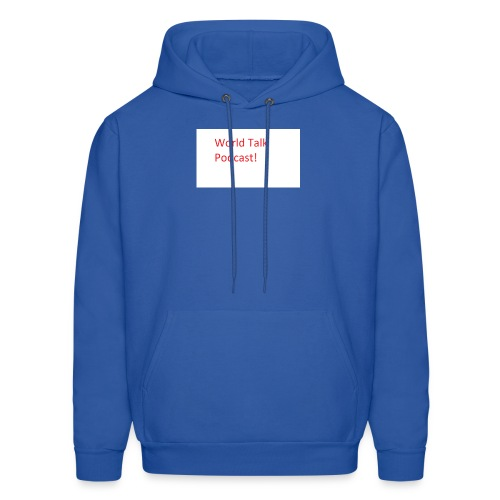 World Talk Merch - Men's Hoodie