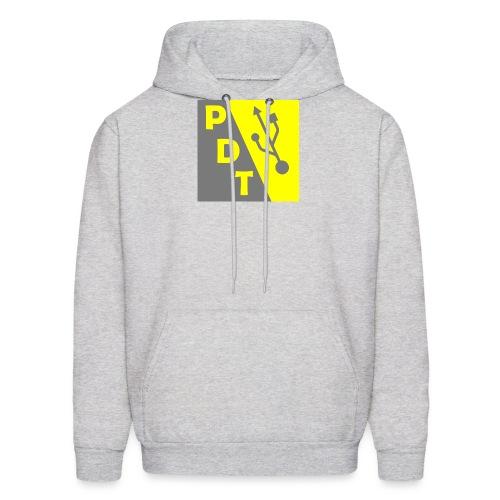 PDT Logo - Men's Hoodie