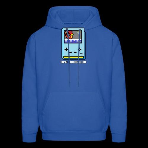 RPG Bookclub Logo - Men's Hoodie