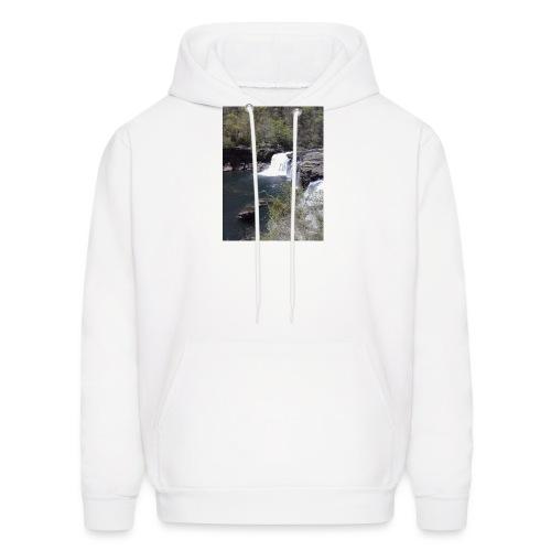LRC waterfall - Men's Hoodie