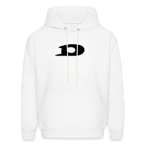 ORIGINAL BLACK DETONATOR LOGO - Men's Hoodie
