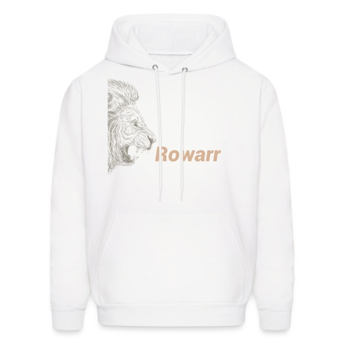 Rowar of the lion - Men's Hoodie
