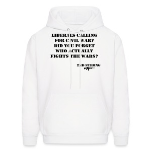 Civil War - Men's Hoodie