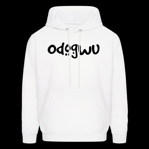 ODOGWU/WHITE - Men's Hoodie