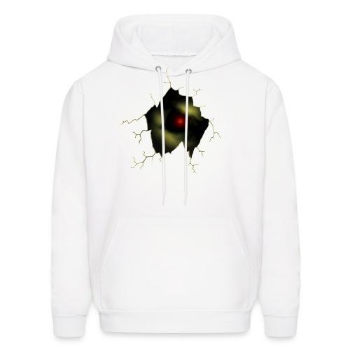 Broken Egg Dragon Eye - Men's Hoodie
