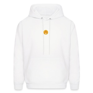 Flame (For cases and Cups) - Men's Hoodie