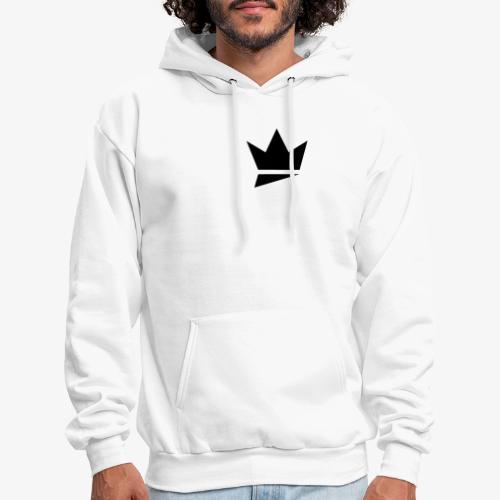Crown Logo - Men's Hoodie