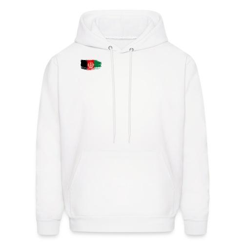 Afghanistan Flag - Men's Hoodie