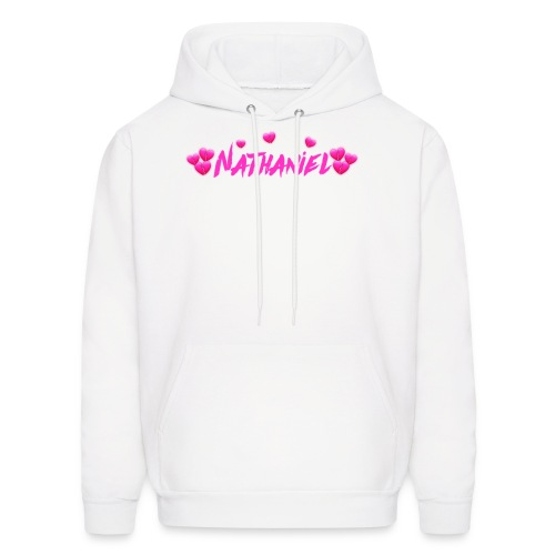 Nathaniel White Out Set - Men's Hoodie