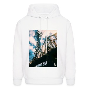 Ed Koch bridge - Men's Hoodie