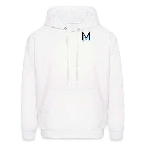 Makyim Symbol White - Men's Hoodie
