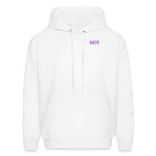 Gigs Purple Colletion - Men's Hoodie