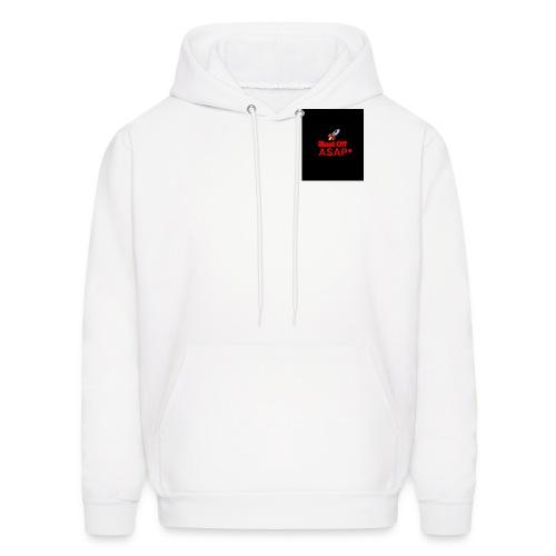 Blast off Asap logo - Men's Hoodie