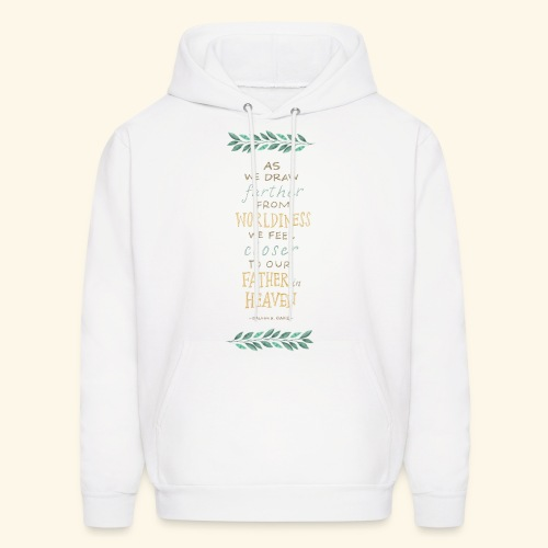 Be Happy - Men's Hoodie