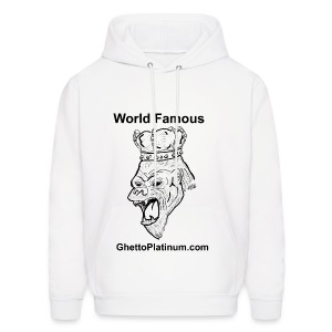 T-shirt-worldfamousForilla2tight - Men's Hoodie