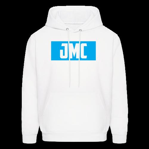 JMC's Blue Logo - Men's Hoodie