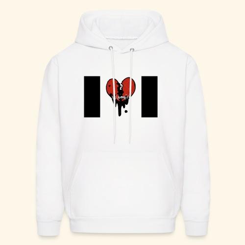 heart break - Men's Hoodie