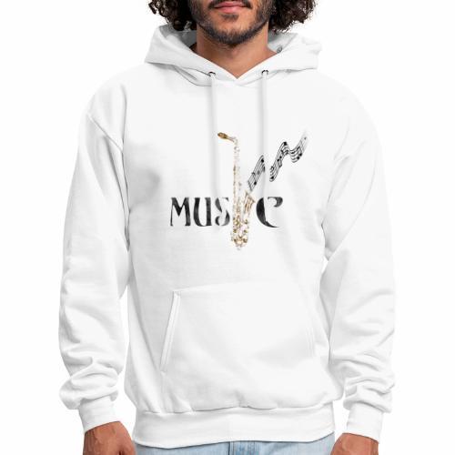 Music - Men's Hoodie