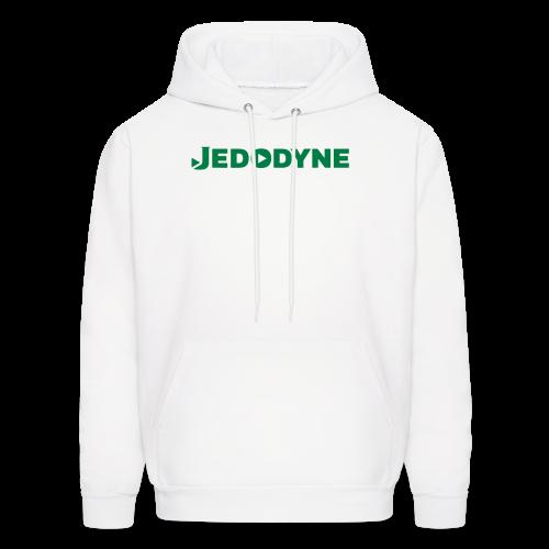 JEDODYNE CLASSIC GREEN TEXT - Men's Hoodie