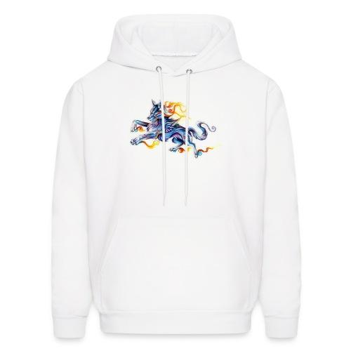 Phoenix Wolf - Men's Hoodie