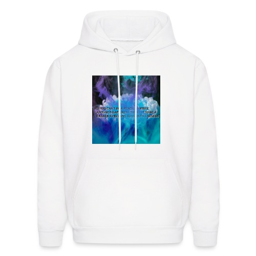 Be in example - Men's Hoodie