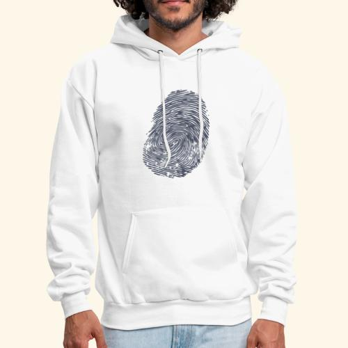 Fingerprint - The Stuff is MINE - Men's Hoodie