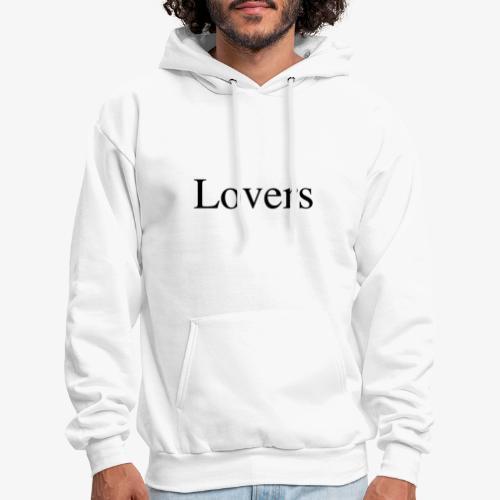 Lovers - Men's Hoodie