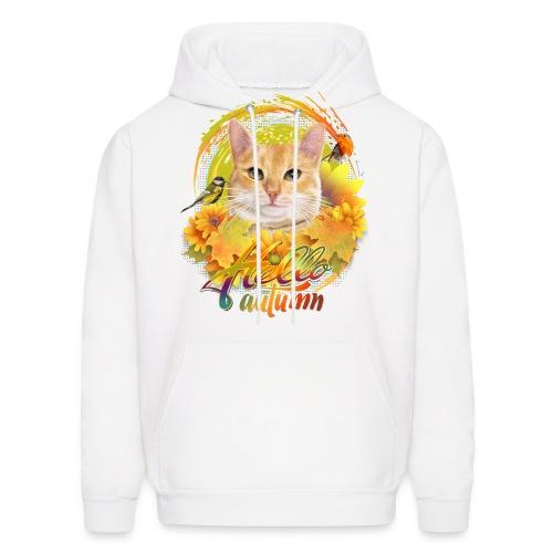 Autumn Cat - Men's Hoodie