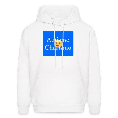 Autismo Charismo Logo - Men's Hoodie