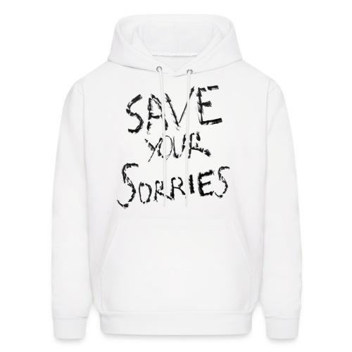 Save Your Sorries - GLAAD - Men's Hoodie