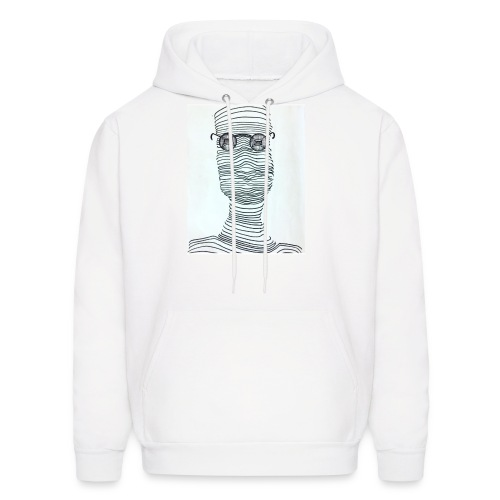 Abstract Illusion - Men's Hoodie