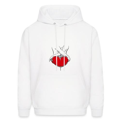 love & lust - Men's Hoodie