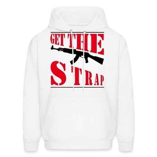 Get the strap - Men's Hoodie