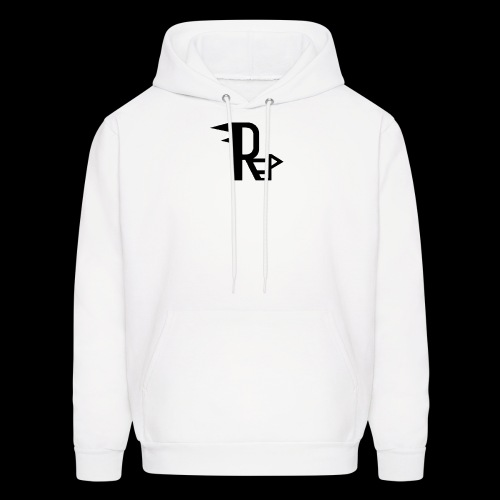 REP Clan Logo - Men's Hoodie