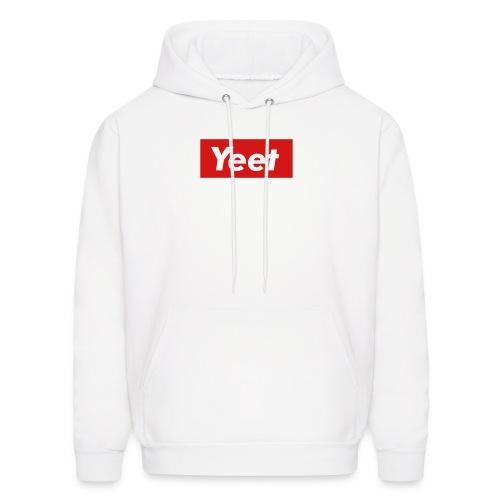 Yeet - Red - Men's Hoodie