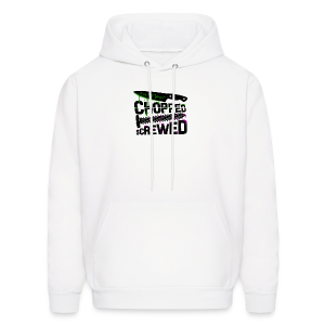 Chopped and Screwed - Men's Hoodie
