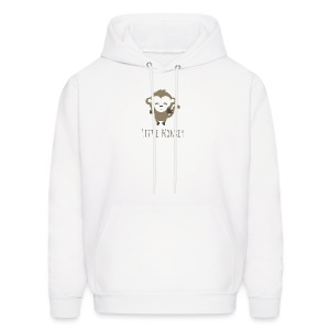 Little Monkey - Men's Hoodie