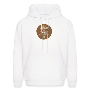 Not be Silenced - Men's Hoodie