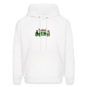 KingdomsCity Logo - Men's Hoodie