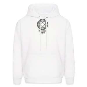 Happiness Within - Men's Hoodie