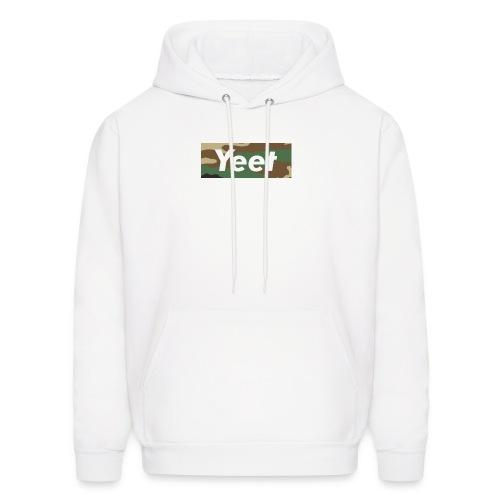 Yeet - Camo - Men's Hoodie