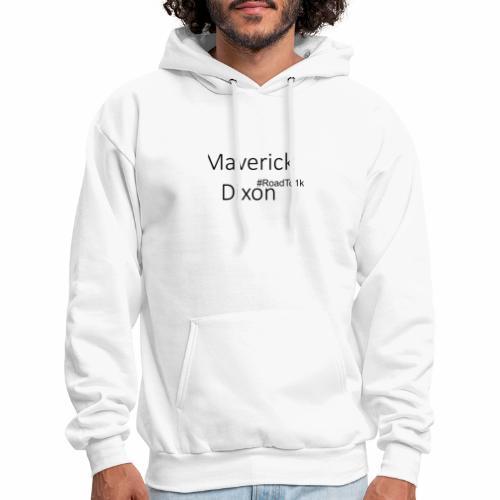 Maverick White - Hoodies - Men's Hoodie