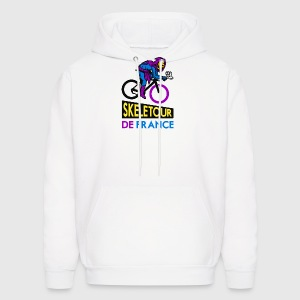 Skeletor De France T Shirt - Men's Hoodie